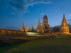 Wat Chai Watanaram Ayutthaya