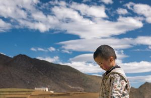 Lamaserie de Zongzhanlin, Yunnan / songzhanlin Monastery, Yunnan